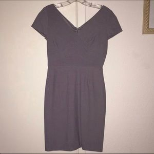 Banana Republic Grey Dress - Size 4 Petite